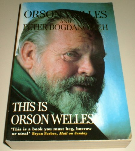 9780006382324: This is Orson Welles (AUTHOR SIGNED)