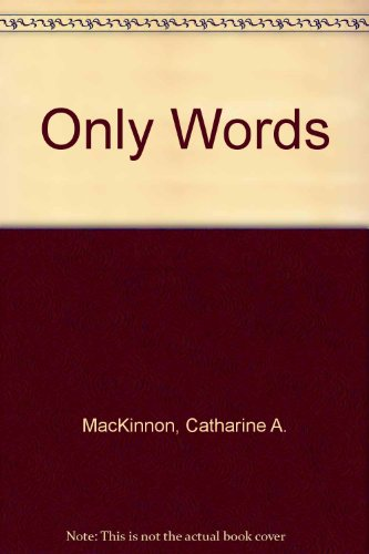 9780006382447: Only Words