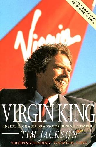 9780006382676: Virgin King: Inside Richard Branson's Business Empire