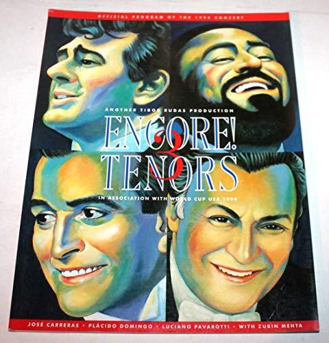 9780006382829: Encore! 3 Tenors
