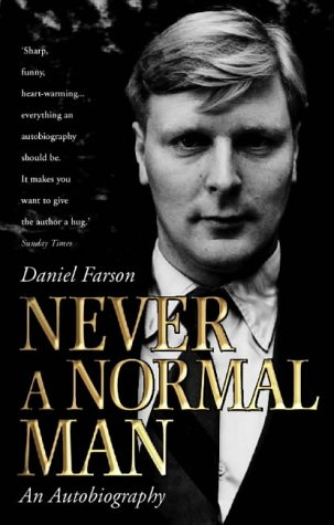 9780006383260: Never a Normal Man: An Autobiography