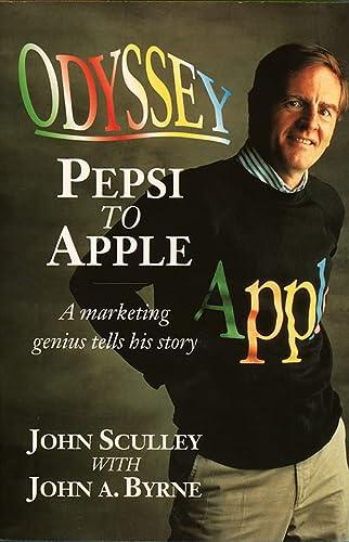9780006383437: Odyssey: Pepsi to Apple