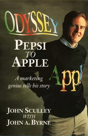 9780006383437: Odyssey: Pepsi to Apple