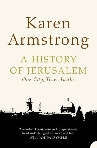 9780006383475: A History of Jerusalem: One City, Three Faiths