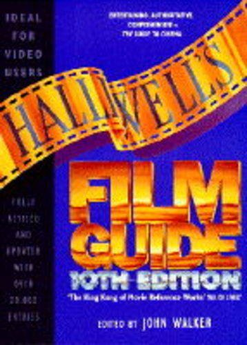 9780006383895: Halliwell's Film Guide