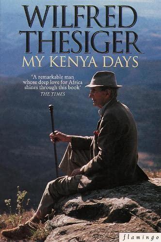9780006383925: My Kenya Days