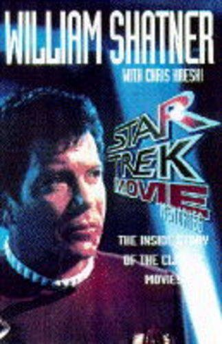9780006384168: Star Trek Movie Memories: The Inside Story of the Classic Movies