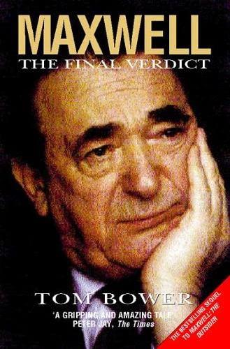 9780006384243: Maxwell: The Final Verdict