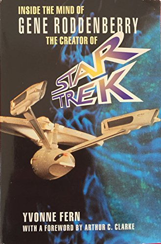 9780006384298: Inside the Mind of Gene Roddenberry: The Creator of Star Trek