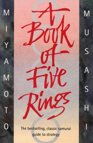 9780006384342: A Book of Five Rings