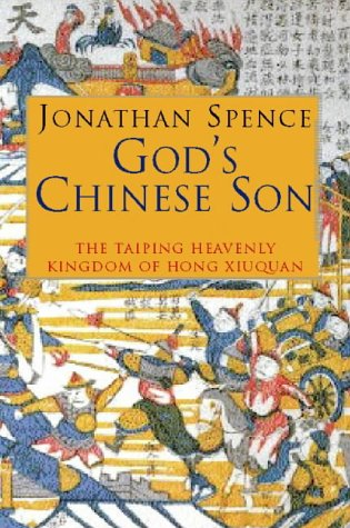 9780006384410: God's Chinese Son: Taiping Heavenly Kingdom of Hong Xiuquan