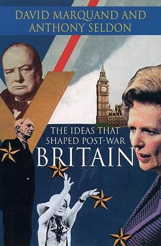 9780006384496: The Ideas That Shaped Post-war Britain (A Fontana Press original)