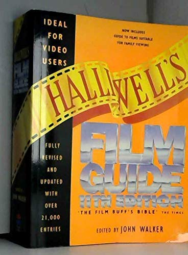 9780006384601: Halliwell's Film Guide