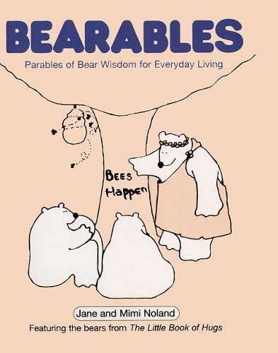 9780006384625: Bearables: Parables of Bear Wisdom for Everyday Living