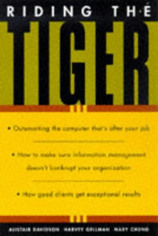 Riding the Tiger: Alistair Davidson; Mary Chung