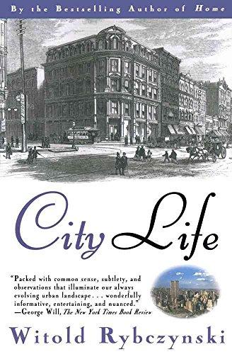 9780006385455: [City Life] (By: Rybczynski) [published: October, 1996]