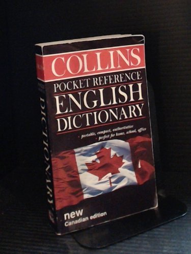 9780006385714: Collins Pocket Reference English Dictionary