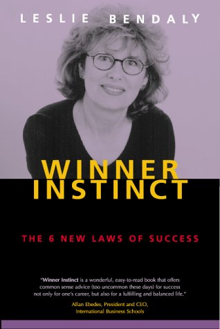 9780006386056: Winner Instinct: The 6 New Laws of Success