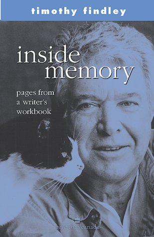 9780006386193: Inside Memory : Pages from a Writer's Workbook