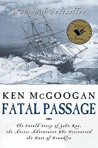 9780006386599: FATAL PASSAGE : UNTOLD STORY OF JOHN RAE