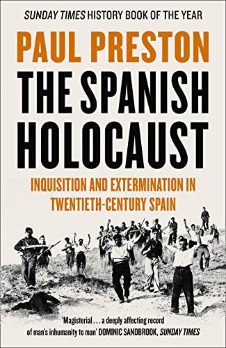 9780006386957: The Spanish Holocaust