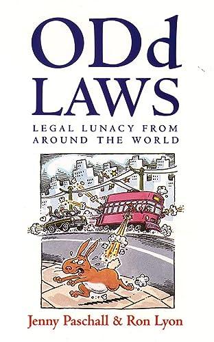 9780006387138: Odd Laws