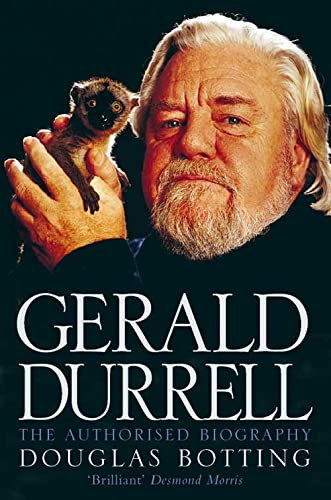 9780006387305: Gerald Durrell: The Authorised Biography