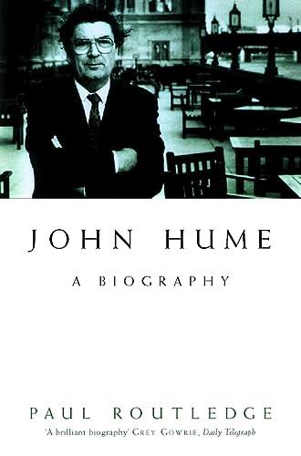 9780006387398: John Hume: A Biography