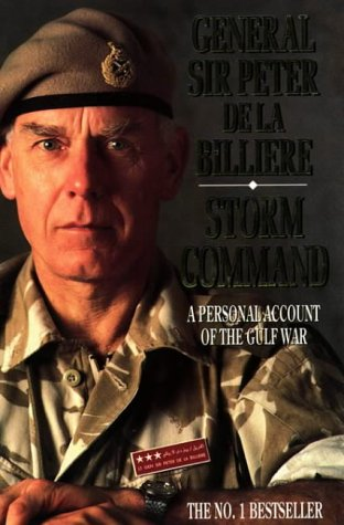 9780006387497: Storm Command: Personal Account of the Gulf War