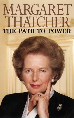The Path to Power (0006387535) by Margaret Thatcher