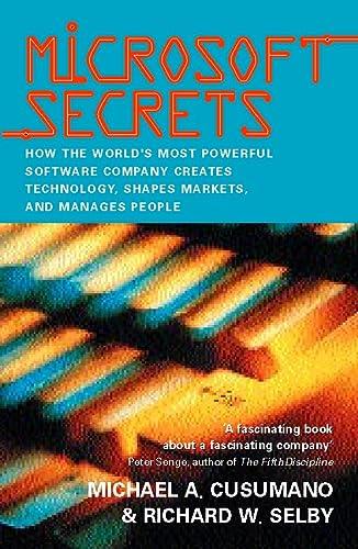 9780006387787: Microsoft Secrets