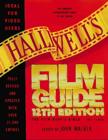 9780006387794: Halliwell's Film and Video Guide