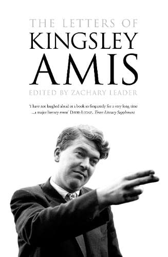 9780006387831: The Letters of Kingsley Amis