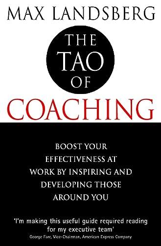 9780006388111: The Tao of Coaching