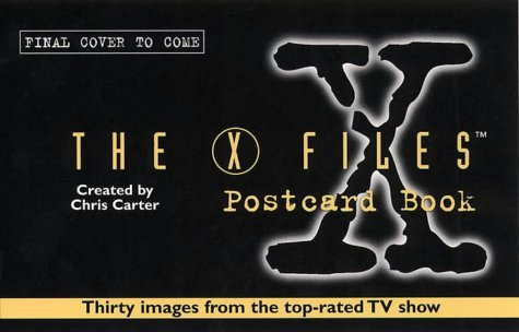 9780006388357: The Conspiracies: X-Files Postcard Book I