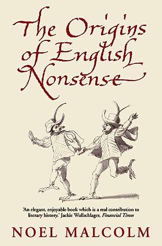 9780006388449: The Origins of English Nonsense
