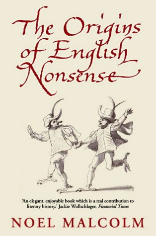 9780006388449: The Origins of English Nonsense
