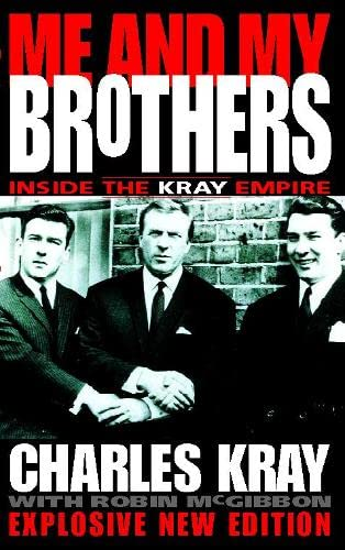 9780006388524: Me and My Brothers: Inside the Kray Empire