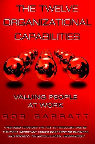 9780006388968: The Twelve Organizational Capabilities