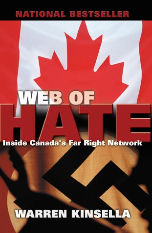 9780006391241: Web of Hate : Inside Canada's Far Right Network