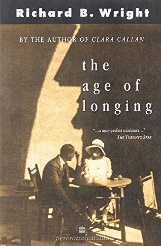 9780006392064: Age Of Longing