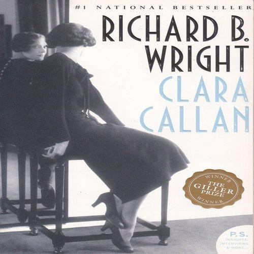 9780006392125: Clara Callan: A Novel