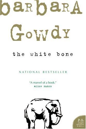9780006392330: The White Bone