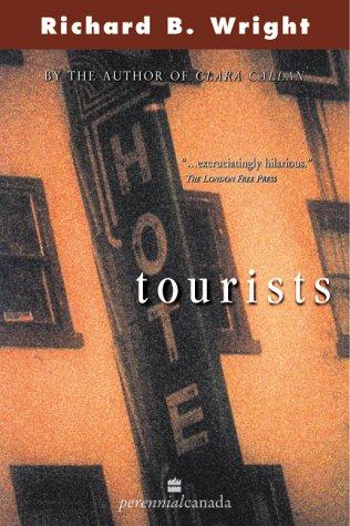 9780006392408: Tourists: A novel