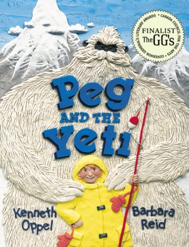9780006392606: Peg And The Yeti