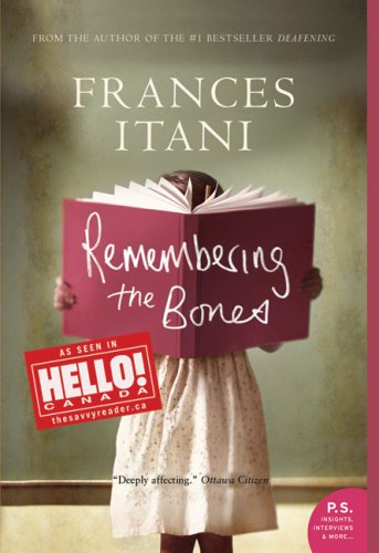 9780006392620: Remembering the Bones