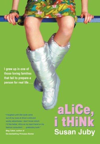 9780006392880: Alice, I Think