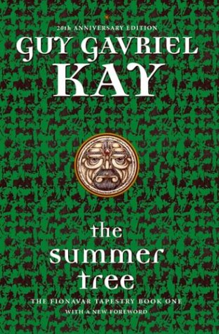 9780006393191: The Summer Tree (The Fionavar tapestry)