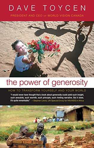 9780006394396: Power of Generosity