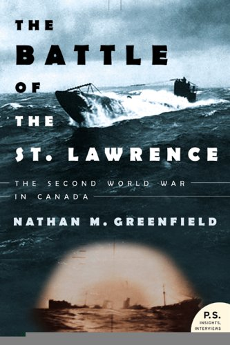 9780006394501: The Battle of the St. Lawrence